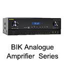 BIK Analogue Amplifier series