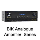 BIK Analogue Amplifier series