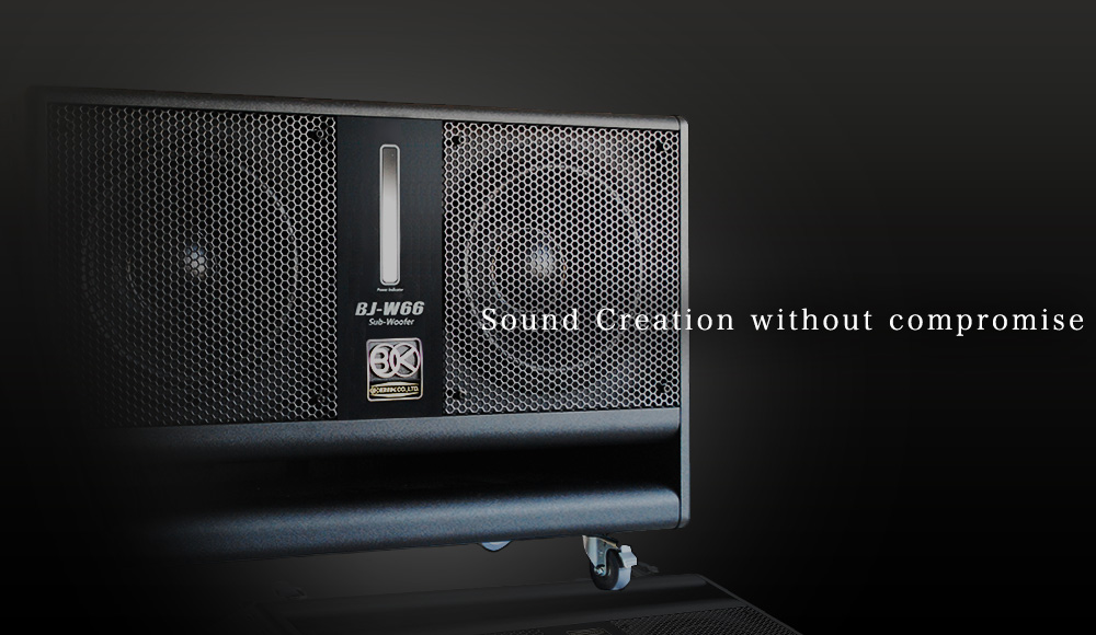 Sound creation without compromise